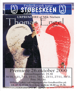 Thomas Engel - plakat